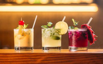 Le Cocktail, boisson idéale pour les femmes.